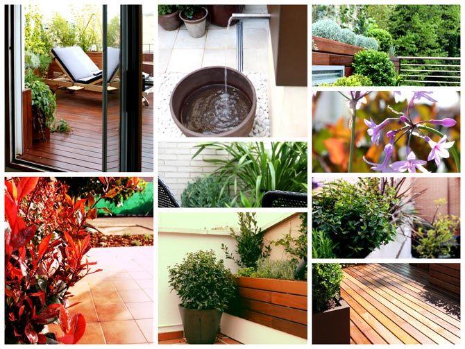 5 jardines de ticos sin casi mantenimiento la habitaci n verde - Jardines sin mantenimiento ...