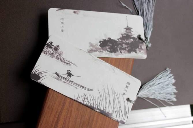 marcadores chinos libro