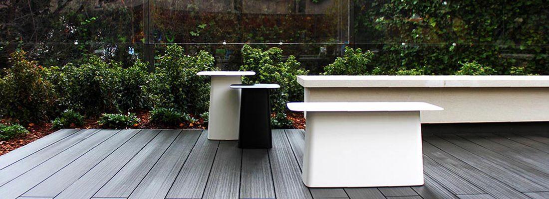 Mobiliario de jard n la habitaci n verde - Mobiliario de exteriores ...