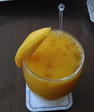 Strawberry Lemonade, Mango ginger mojito
