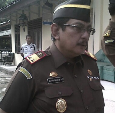 Kejati Sumsel Suswidarto AP,SH