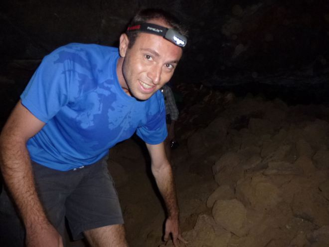 Grotte de lave - Floreana