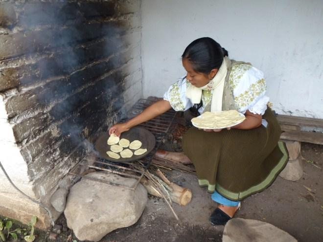 Tortillas de maïs - San Clemente