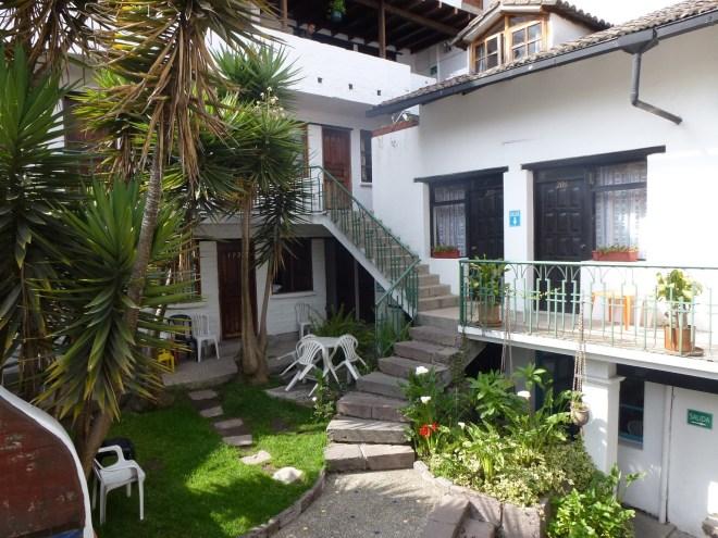 Auberge Inn à Quito