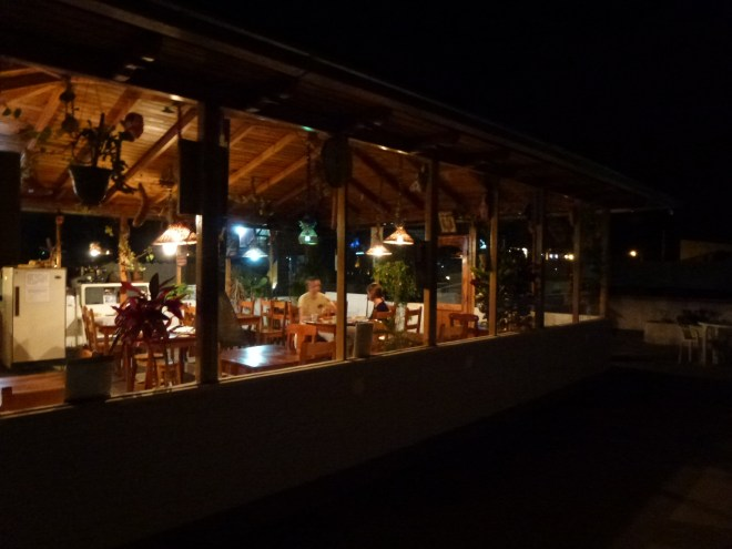 Hôtel Chimenea à Baños