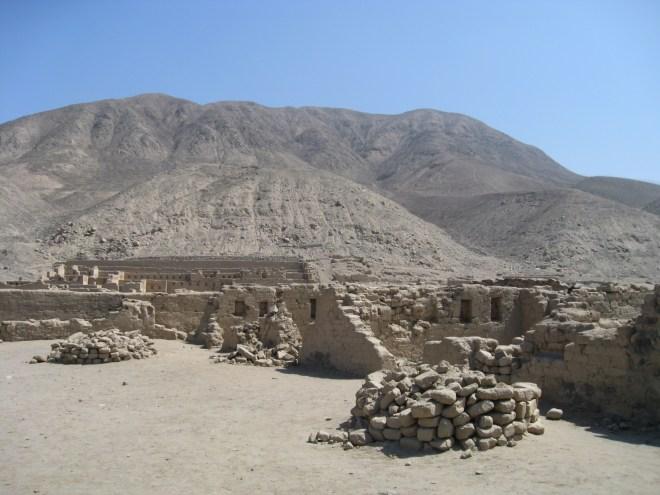 Tambo Colorado, Pérou