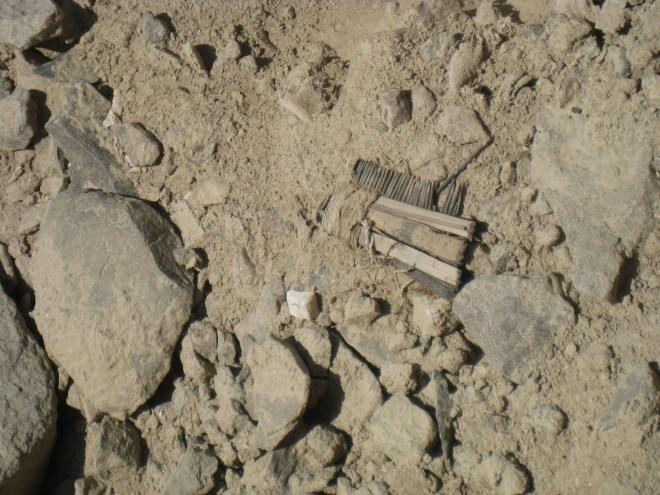 Cimetière Inca - Tambo Colorado - Pérou