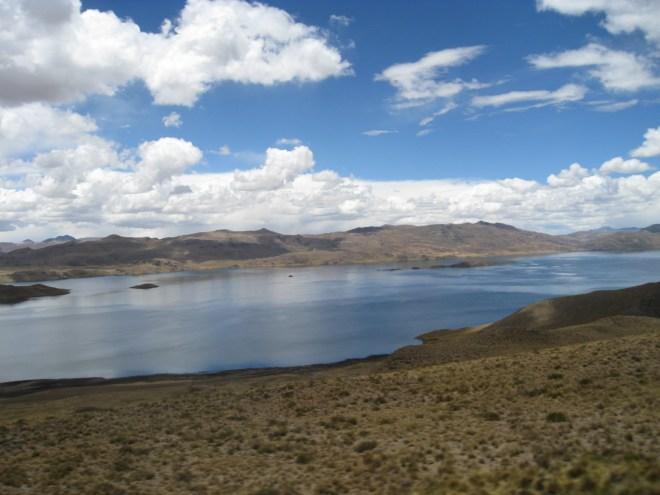 Hauts plateaux - Pérou