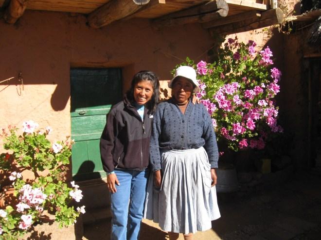 Lac Titicaca - Amantani - Pérou