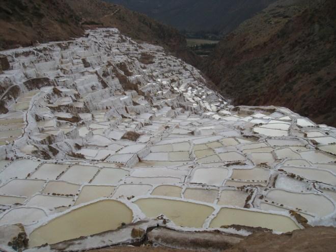 Salines - Pérou