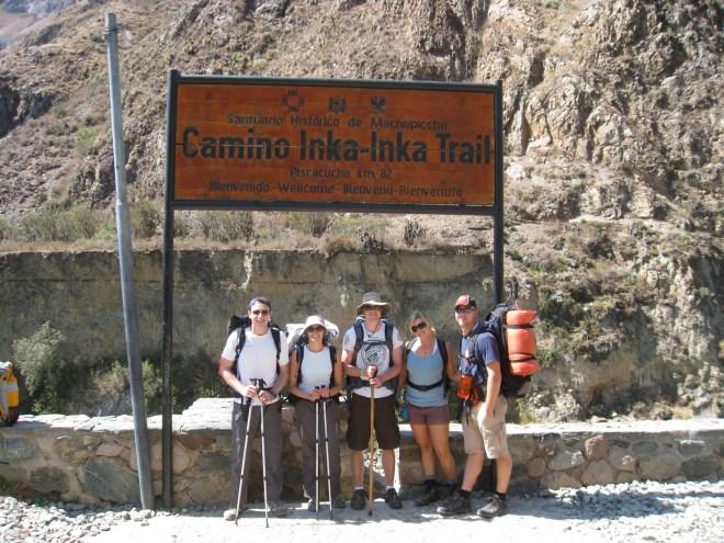 Camino Inca - Km 82 - Pérou