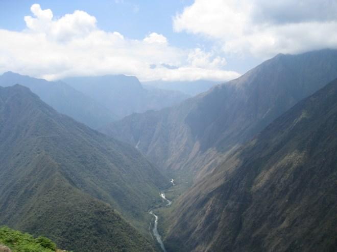 Intipata - Camino Inca - Pérou