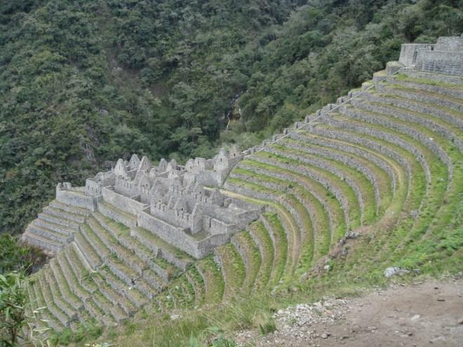 Wiñay Wayna - Camino Inca - Pérou