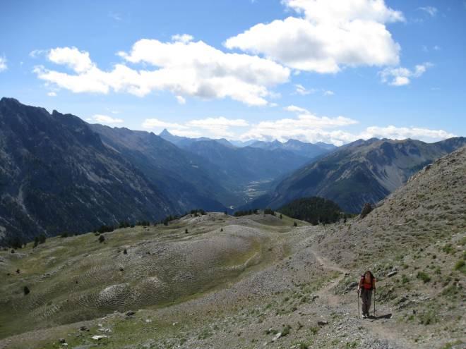 Vallée Etroite - Aiguille Rouge