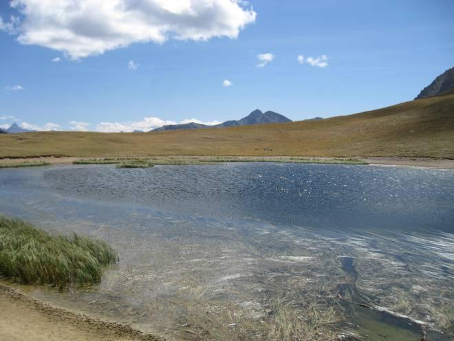 Lac de Chavillon - Thabor