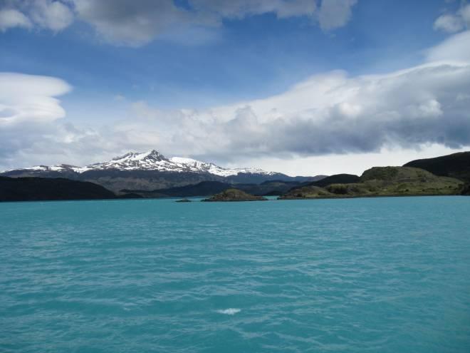 Lac Pehoe, Torres del Paine - Patagonie