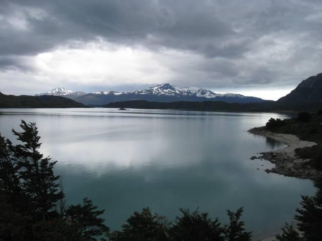Lac Nordenskjold, Torres del Paine - Patagonie