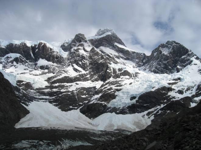 Glacier del Francés, Torres del Paine - Patagonie