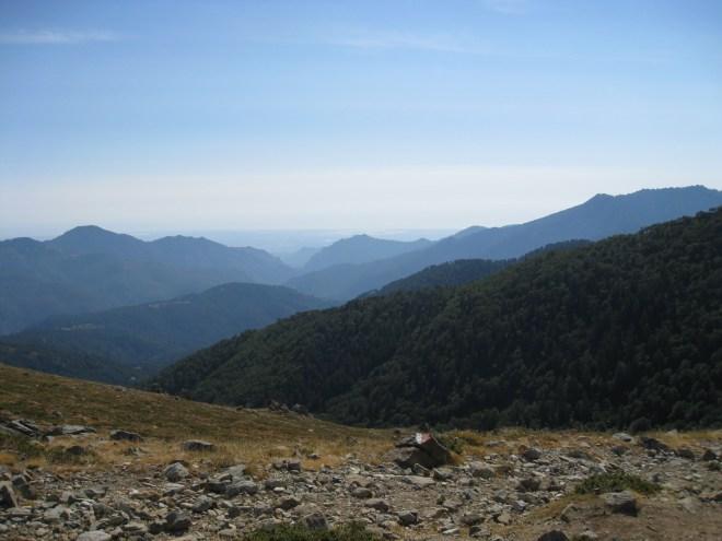 Bocca Palmente - E Capannelle - GR20