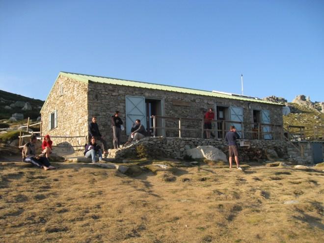 Refuge de Prati - GR20