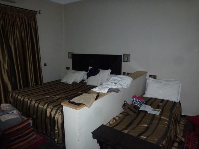 Hôtel Azoul - Ouarzazate - Maroc