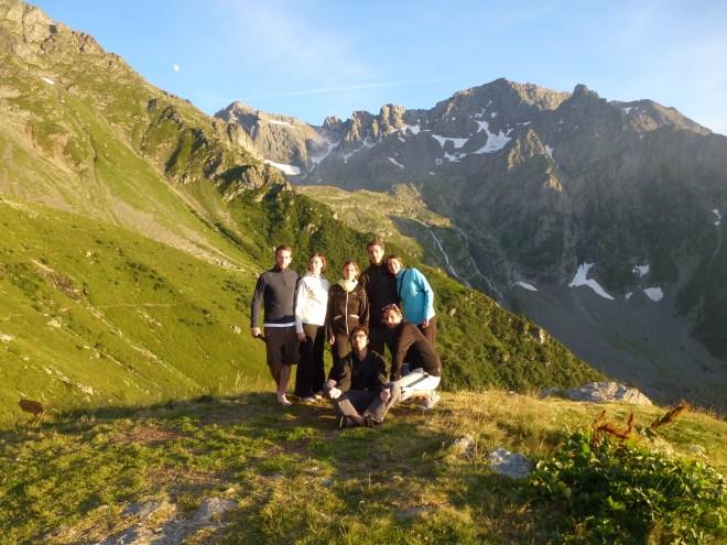 Refuge Jean Collet - Belledonne - Alpes