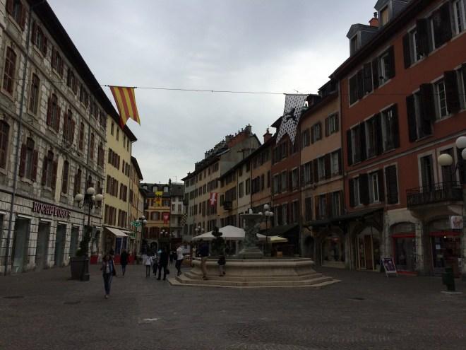 Chambéry - France