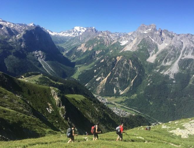 Col Leschaux Pralognan Vanoise