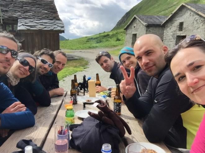 Refuge de la Glière Vanoise