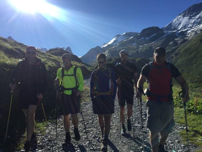 Refuge de la gliere Vanoise