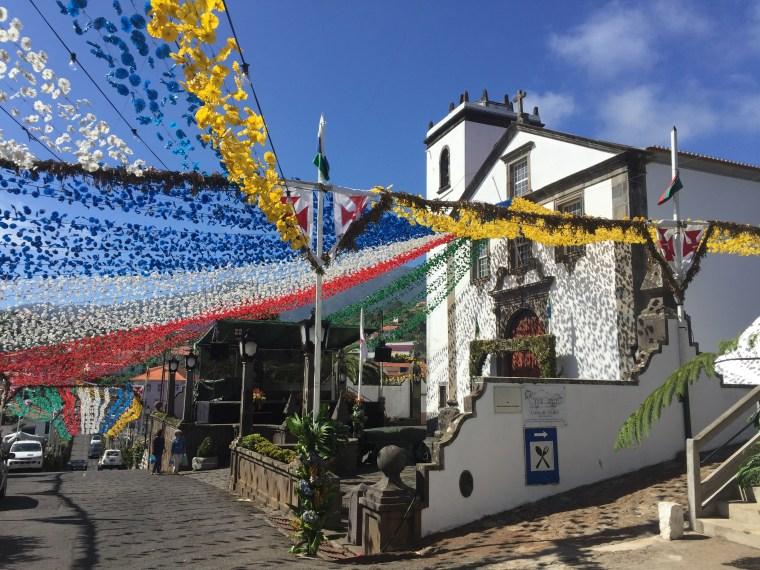 São Jorge Madere