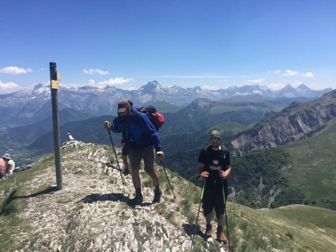 Sommet Mont Barral