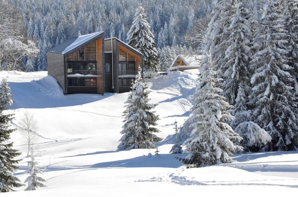 haut jura jura ecogite gites de france ski de fond