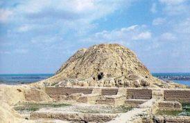 Ruinas del templo de Assur