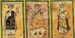 Reyes visigodos, pueblo germánico