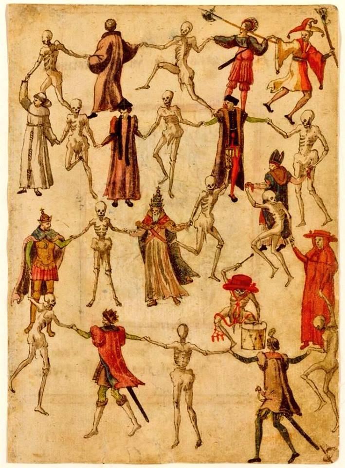 La muerte y los rituales funerarios en la Edad Media