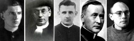Religiosos que por defender al pueblo judío, les costó ser recluidos en Dachau
