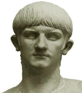 Nerón, último emperador de la dinastía Julio-Claudia