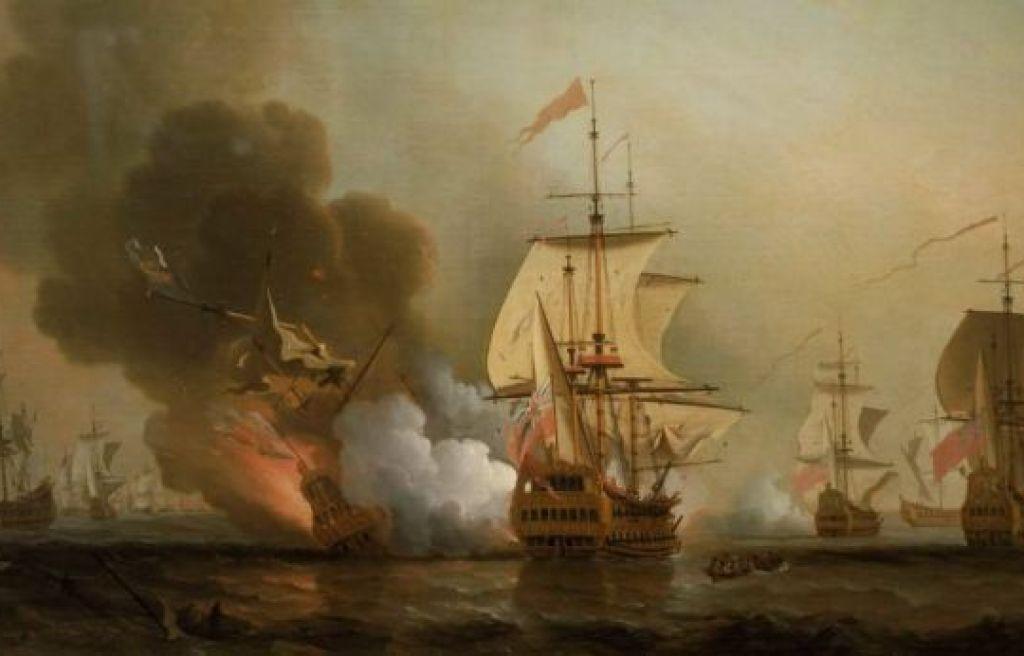 El complicado día a día a bordo de un galeón español