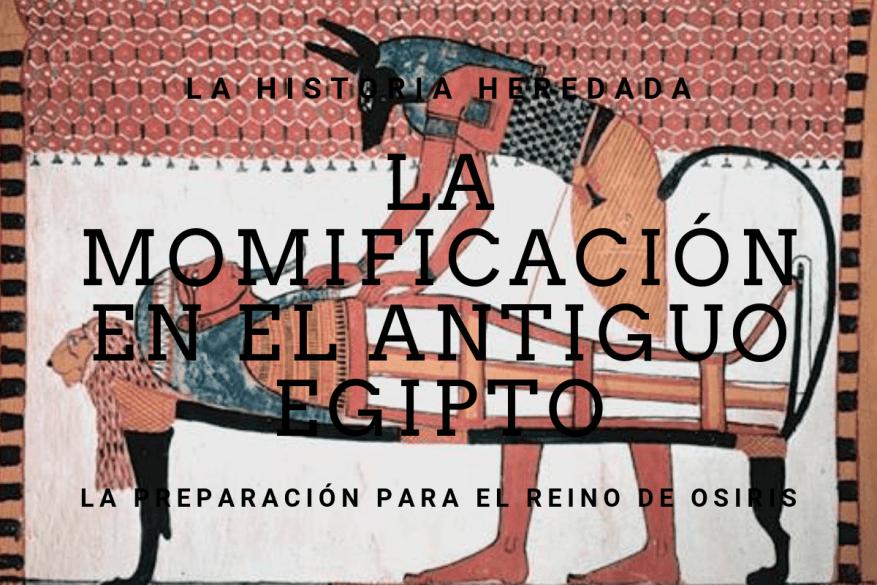 momificación