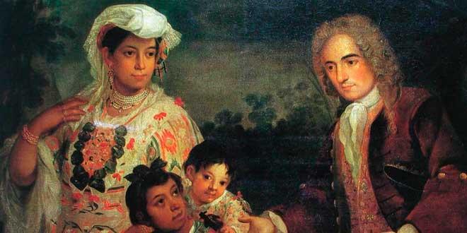 Mestizaje cultural en Mxico  Historia de Mxico