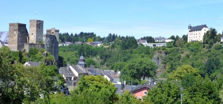 Durch das Lahntal und den Westerwald – Wandern in der Dreiburgenstadt Runkel