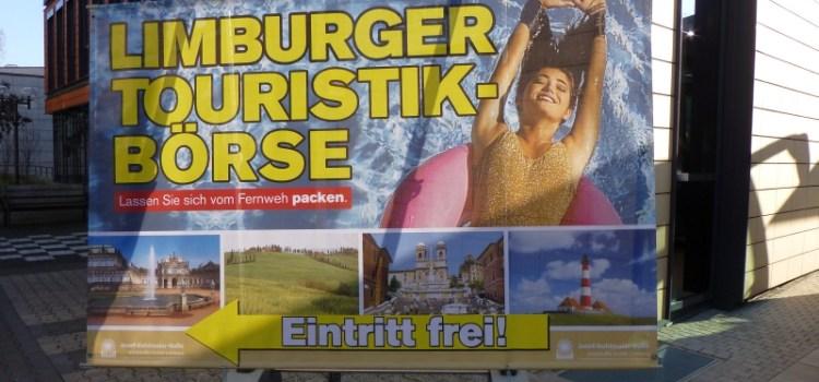 27. Limburger Touristikbörse – ich freu mich drauf!