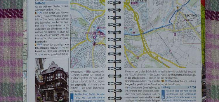 Blogger schenken Lesefreude – Lahnwanderweg!