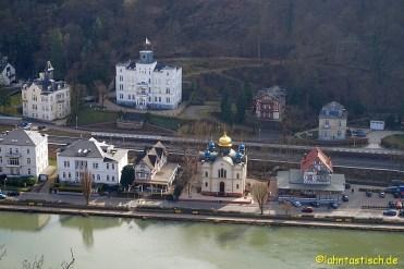 die russisch-orthodoxe Kirche