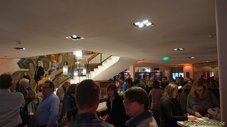 Foyer Stadthalle Limburg