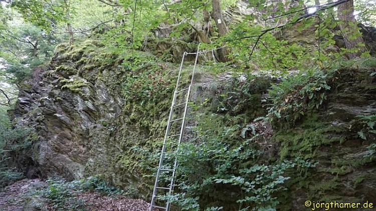 Lahnwanderweg flußaufwärts von Obernhof nach Balduinstein