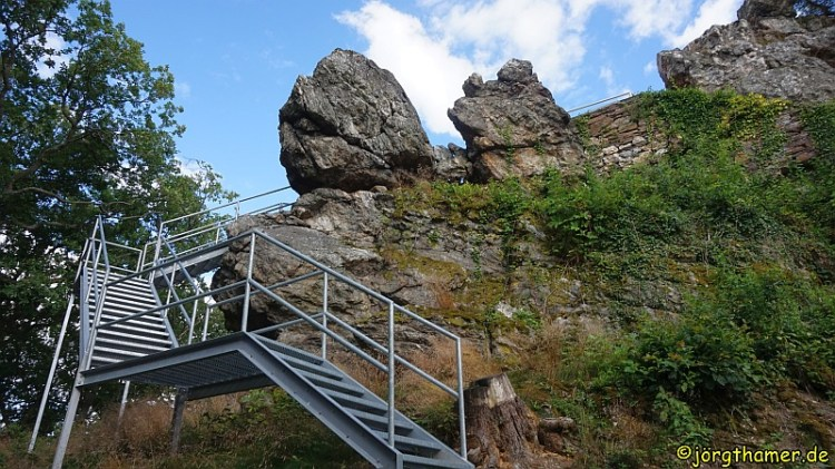 Lahnwanderweg Bad Ems - Obernhof