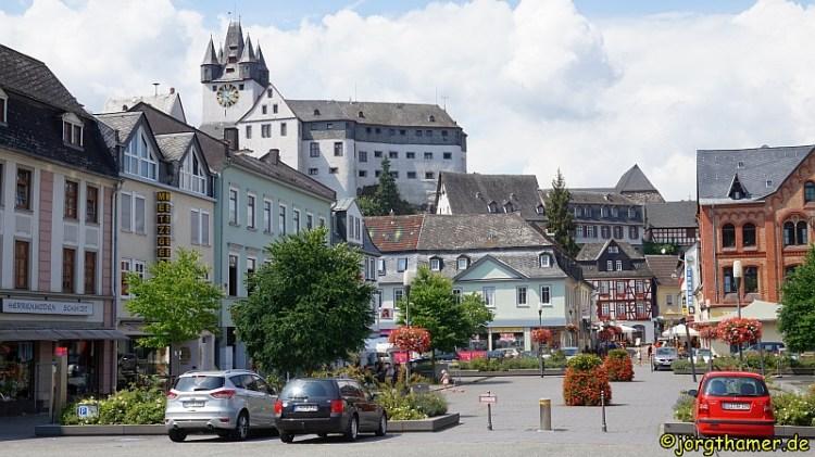Marktplatz in Diez