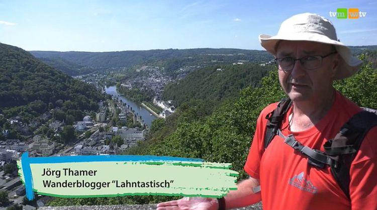 Lahnwanderweg von Obernhof nach Lahnstein